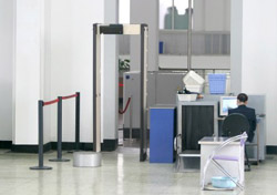 Airport security (Photo: P. Wei, iStockphoto.com)