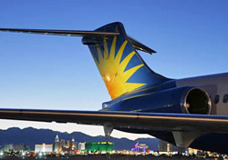 Allegiant Air tail (Photo: Allegiant Air)