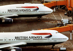 British Airways aircrafts at the gate  (Photo: British Airways)