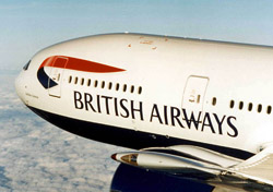 British Airways aircraft close up (Photo: British Airways)