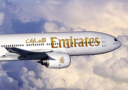 Emirates aircraft close up (Photo: Emirates)