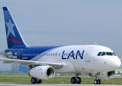 LAN aircraft (Photo: Airbus S.A.S. /H. Gousse)