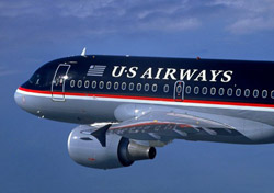 US Airways aircraft front 1 (Photo: Airbus S.A.S. )