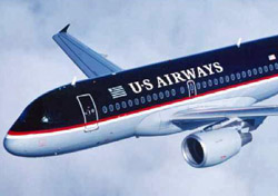 US Airways aircraft close up (Photo: US Airways)