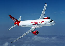 Photo: Virgin America