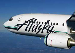 Alaska Airlines 737 up close (Photo: Alaska Airline