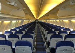Coach seating in 737 (Photo: Bert Van Wijk/iStockphoto)
