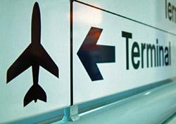 Terminal sign (Photo: Index Open)