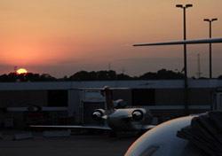 Air: Docked Planes (Photo: Thinkstock/iStockphoto)