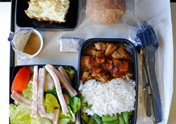 Kiss free airplane meals goodbye (Photo: iStockPhoto/Bill Grove)