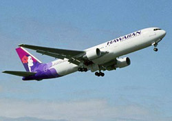 Hawaiian Airlines Boeing 767-300ER (Photo: Boeing)