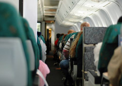 Air: Main Cabin (Photo: Thinkstock/iStockphoto)
