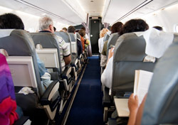 Air: Passenger-Filled Cabin (Photo: Shutterstock/dundanim)