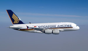 Singapore Airlines A380 (Photo: e*m company/H. Gousse)