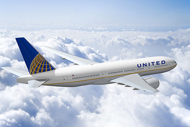 United New Plane (Photo: United Airlines)