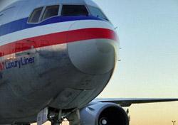 American Airlines 767 jet (Photo: iStockPhoto.com/Hal Bergman)