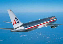 American Airlines aircraft tail (Photo: American Airlines)