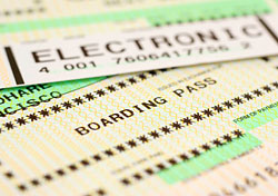E-tickets and boarding passes (Photo: iStockphoto)