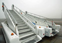 Airplane: Airplane Stairs (Photo: Shutterstock/chalabala)