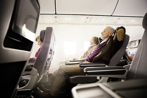 Comparing Airlines' Premium Economy Offerings