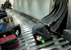 Airport: Conveyor Belt (Photo: Thinkstock/iStockphoto)