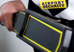 Airport Security Wand (Photo: Thinkstock/Creatas)