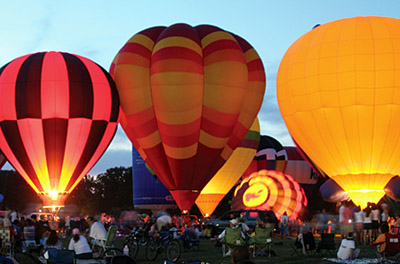 Alabama Jubilee Hot-Air Balloon Classic, Alabama