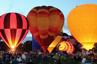 Alabama Jubilee Hot-Air Balloon Classic, Alabama