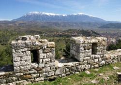 Ottoman ruin in Albania (Photo: Libbe Terpstra/iStockphoto)