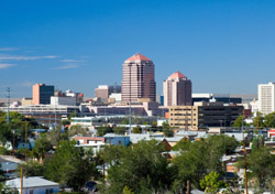 New Mexico-Albuquerque Downtown (Photo: iStockphoto/David Liu)