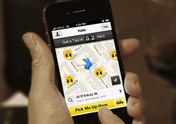 Hailo App on iPhone (Photo: Hailo)