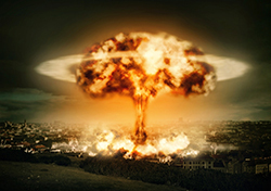 Atomic Bomb Explosion (Photo: Shutterstock.com)