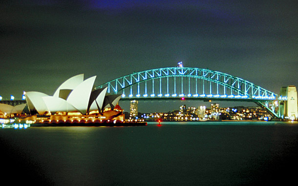 Australia: Sydney Harbour Bridge (Photo: Thinkstock/AbleStock.com)