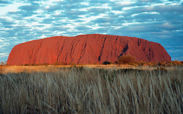 Australia: Uluru (Photo: jeaneeem via Flickr. CC Attribution.)