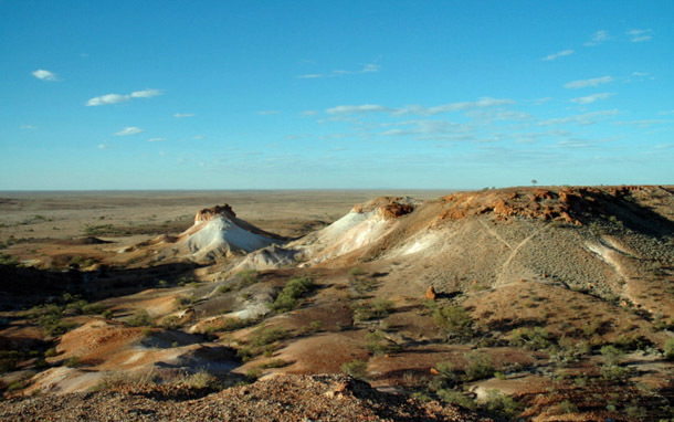 Australia: Coober Pedy (Photo: Thinkstock/iStockphoto)