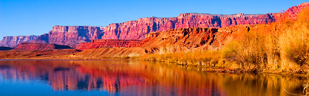 The Colorado River at Lees Ferry, Arizona (Photo: Nathan Chor, iStockPhoto.com)