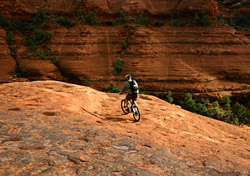 Mountain biking in Sedona  (Photo: Steve Rabin/iStockPhoto.com)