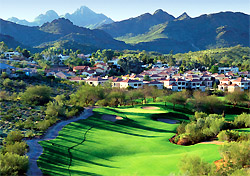 Lookout Mountain Golf Club, Arizona (Photo: Michael Mertz, Pointe Hilton Resorts, Greater Phoenix Convention and Vistors Bureau)