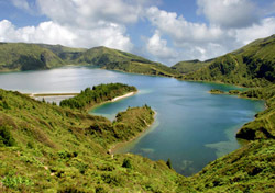 Azores Lake (Photo: Thinkstock/iStockphoto)