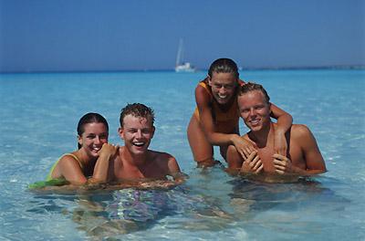 Bahamas couples