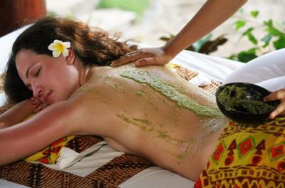 Bali, Indonesia -  spa treatment