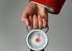 Baggage Weight Limit (Photo: iStockphoto/YingYang)
