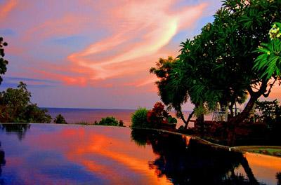 Bali - Zen Resort Bali at Sunset