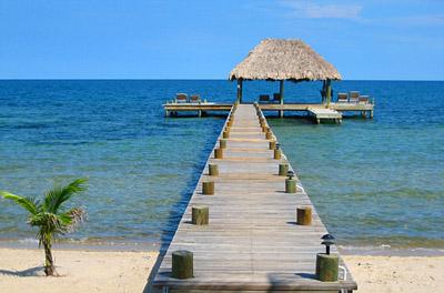 Robert's Grove Belize Island