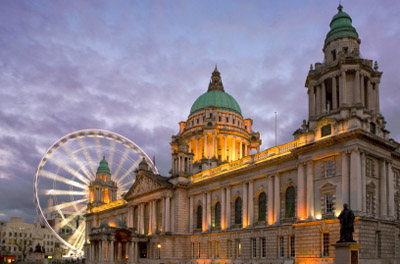 Belfast: City Hall