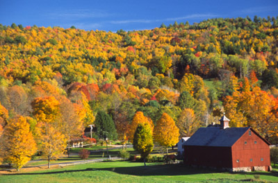 Berkshires in the Fall