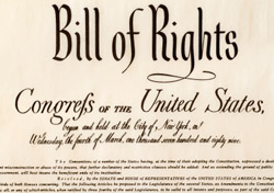 Bill of Rights (Photo: iStockPhoto)