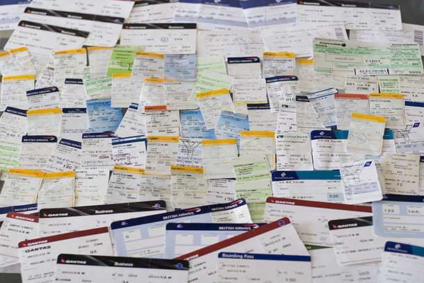 The One Thing You Should Never Do With Your Boarding Pass