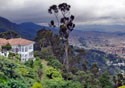 Bogota, Colombia viewed from Monserrate Mountain (Photo: iStockPhoto/Nelson Mejia)