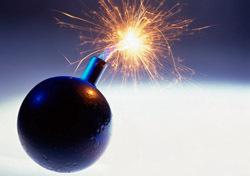 Bomb (Photo: Thinkstock/Stockbyte)